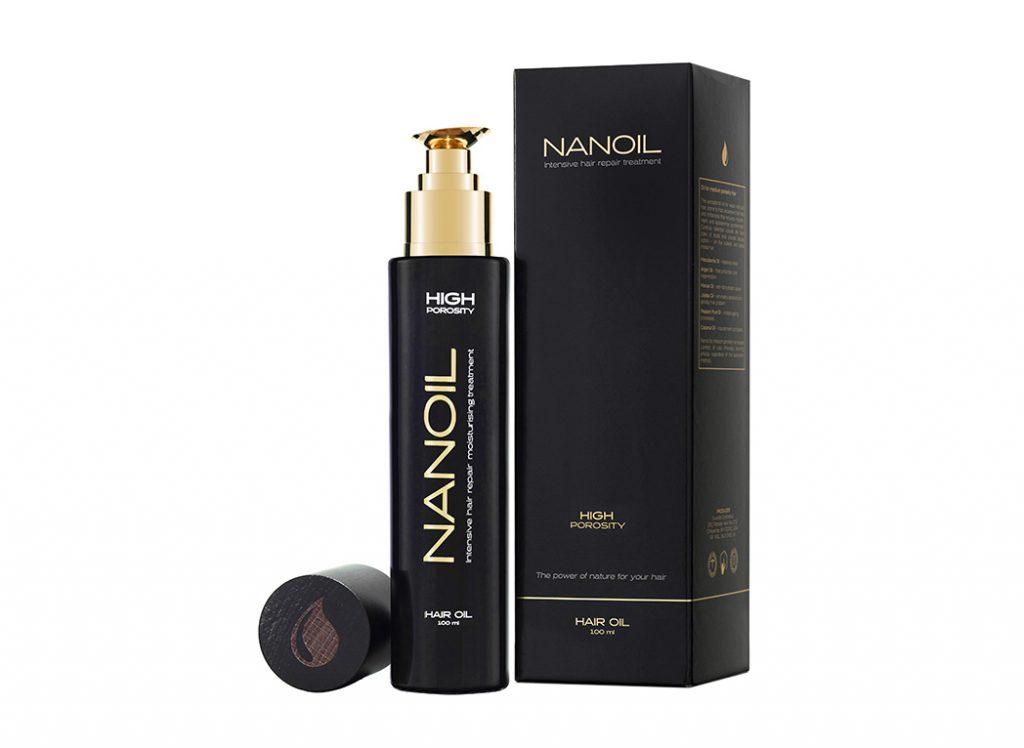 Nanoil olie voor haar